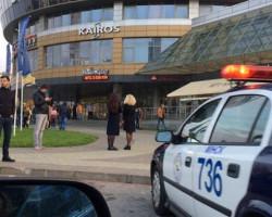 В минском ТЦ «Европа» молодой человек с бензопилой и топором напал людей, одна девушка убита (обновлено)