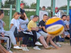 В Слуцке прошёл открытый турнир по пляжному волейболу - кто стал победителем?