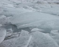 О безопасности на льду в зимний период