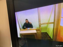 Суд дал Сергею Тихановскому ещё 15 суток ареста. Из-за пикета по сбору подписей за выдвижение жены