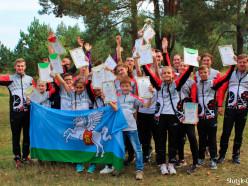 Случчане стали победителями чемпионата Минской области по спортивному ориентированию