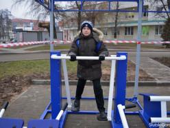 Лукашенко пообещал поддержку любителям воркаута