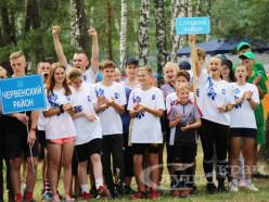 В Слуцком районе проходит турслёт школьников со всей Минской области
