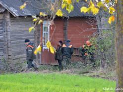 Как в Слуцком районе наводят порядок к визиту Лукашенко и что рассказывают местные жители