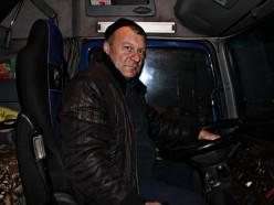 Украинскому дальнобойщику помогли уехать всем Слуцком и Солигорском
