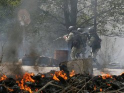 Сложная ситуация в Украине
