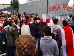 МВД: За вчерашний день на «массовых мероприятиях» задержано 633 человека