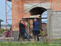 При падении с колокольни храма на улице Магистральной погиб мужчина