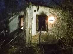 На пожаре в Уречье сгорел мужчина