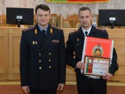 Четыре подразделения Слуцкого РОВД признаны лучшими в Минской области
