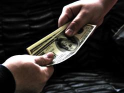 В Солигорске задержали валютчика с 1,3 мдрд. рублей