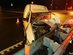Ещё одно ДТП с пострадавшими произошло сегодня возле Василинок (обновлено + видео)