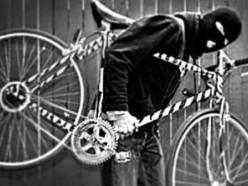 За 2019 год в Слуцком районе было украдено уже 6 велосипедов