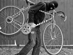 С начала года в Слуцке украли 11 велосипедов