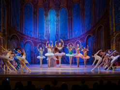 Балетная школа Вежновец даст бесплатный концерт в Слуцке