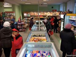 Фотофакт: магазин «Виленский» возобновил работу