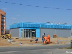 Магазин «Санта» на улице Тройчанская откроется ближе к лету