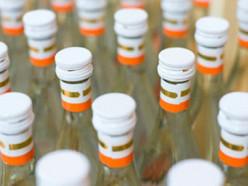 В Слуцке крадут спиртное из магазинов