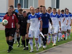 Товарищеский матч: «Слуцк» - «Крумкачы». 5:0