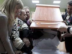 Избрано 18.809 депутатов местных Советов