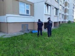 В Гомеле при падении из окна насмерть разбился 3-летний мальчик
