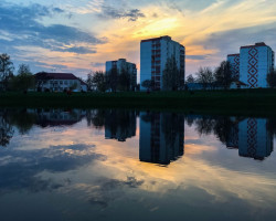 В Слуцке 5 апреля побит температурный рекорд дня