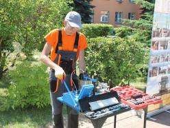 Лучших учеников учреждений профобразования области выбрали в Слуцке