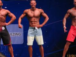 Случчанин занял первое место на престижных соревнованиях по бодибилдингу