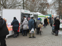 С 14 декабря по выходным в Слуцке будут проходить рождественские ярмарки