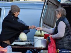 На следующей неделе в Слуцке начнётся сезон сельскохозяйственных ярмарок