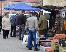 В Слуцке начинается сезон весенних ярмарок (обновлено)