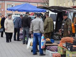 С конца сентября в Слуцке будут проходить сельскохозяйственные ярмарки