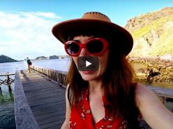 Солигорчанка Чумаданова опубликовала первое видео о путешествиях по миру