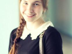 Ученица Гимназии №1 города Слуцка получила премию областного Совета депутатов
