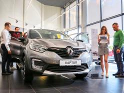 17 900 рублей за новый Renault – это реально. Грандиозная распродажа набирает обороты