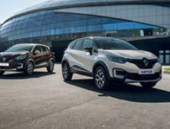 Внедорожники Renault с выгодой до 6000 рублей: выбираем лучший вариант