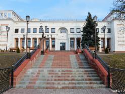 Открытие Дворца бракосочетаний перенесено на 28 апреля