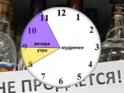 В Солигорске снова продают алкоголь после 21:00