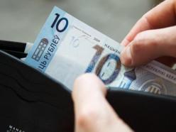 Средняя зарплата в Слуцком районе за месяц выросла почти на 33 рубля