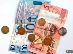 В марте средняя зарплата по Слуцкому району выросла на 5,3%