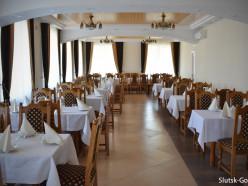 В Слуцке после ремонта открылся ресторан «Заря». Фото, цены