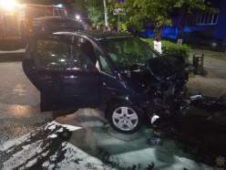 Ночное ДТП в Солигорске: водителя извлекли спасатели