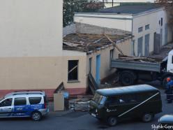 В Слуцком райисполкоме прокомментировали ситуацию со сносом здания в центре города