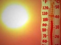 Жара. 25 мая - оранжевые уровень опасности