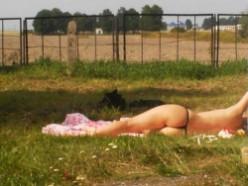 Жара в Слуцке. 44 фото