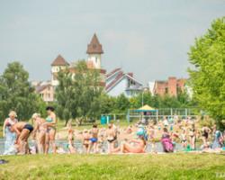 Жара задержится в Беларуси еще на неделю