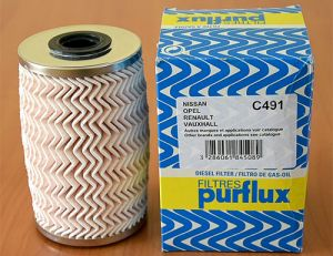 Purflux-fuel-filter-c491